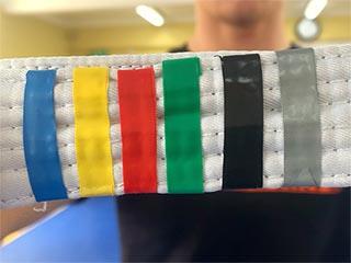The CSMA Stripes Award System
